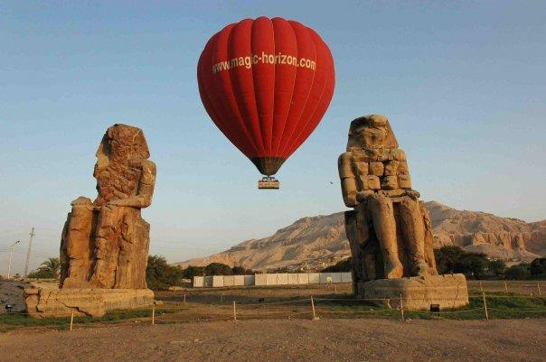 Hot Air Balloon Ride Luxor