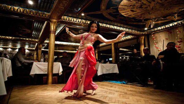 Nile Pharoah dinner cruise