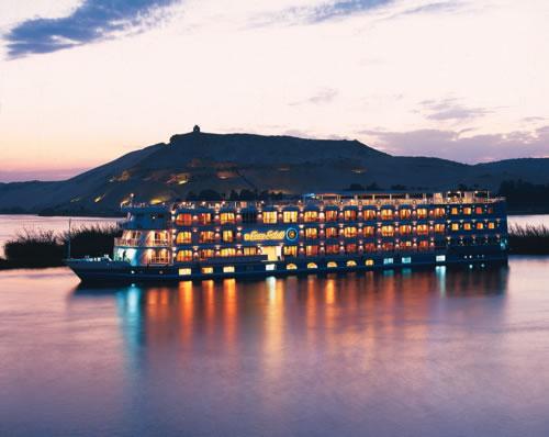 3 nights NIle Cruise