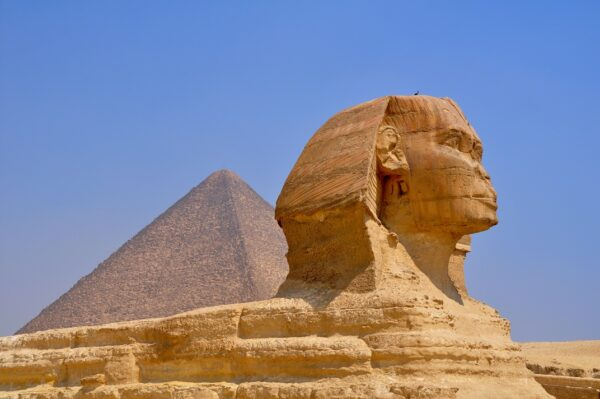 Cairo Tours, the sphinx, Pyramids of Giza