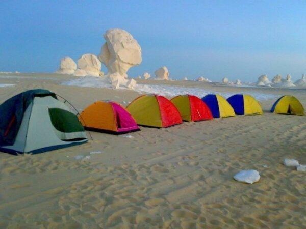 White Desert Camping Safari Tour