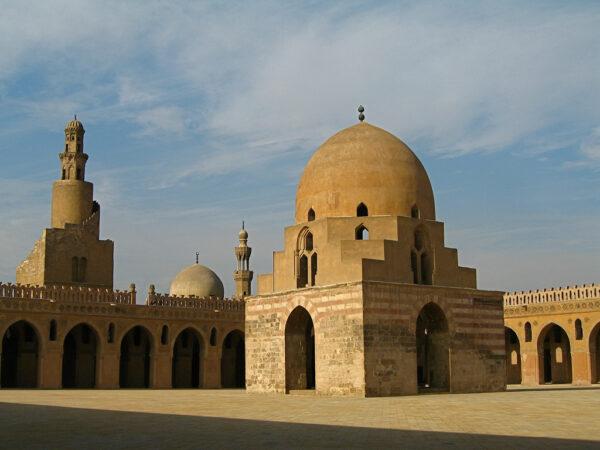 Islamic Cairo Sultan Hassan Rifai Ibn Tulun Mossques