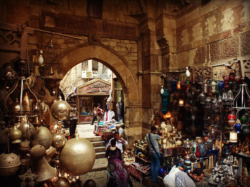 Cairo City break tour
