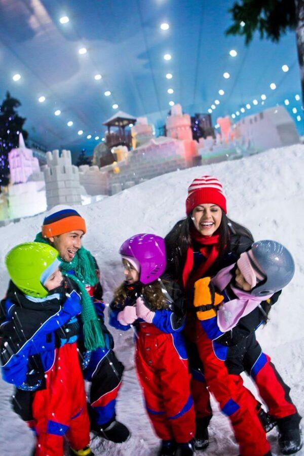 Ski Egypt Tours