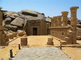 Kalabsha temple Nubian Museum