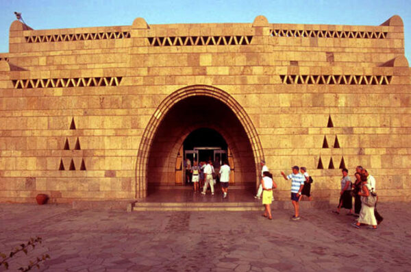Kalabsha temple nubiqan museum