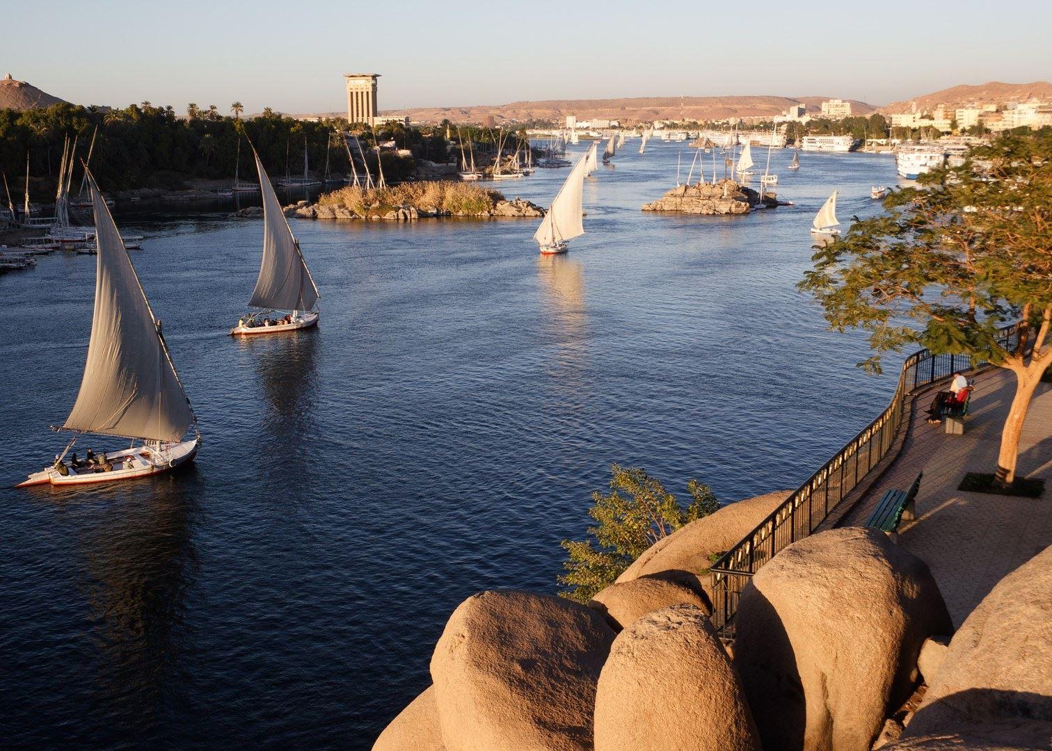 felucca ride aswan, Aswan, Aswan Tours