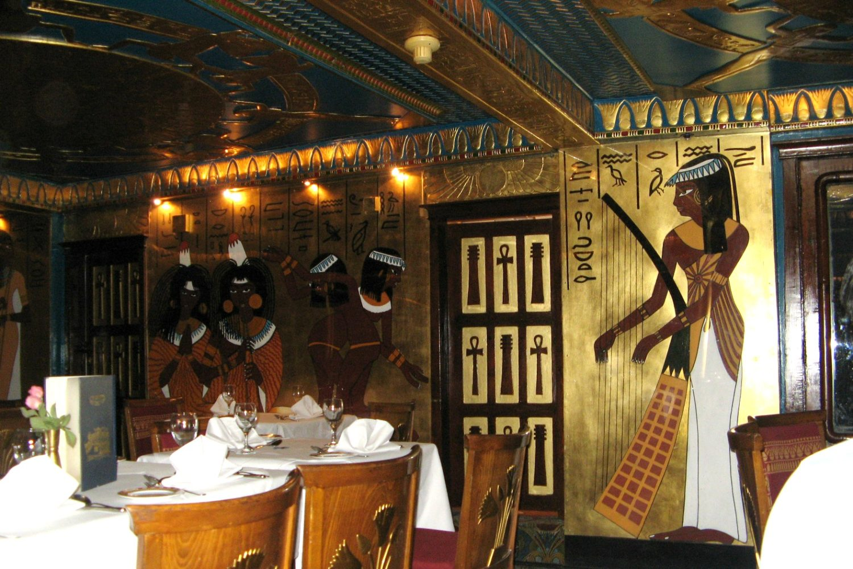 Cairo dinner cruise - Nile Pharaoh