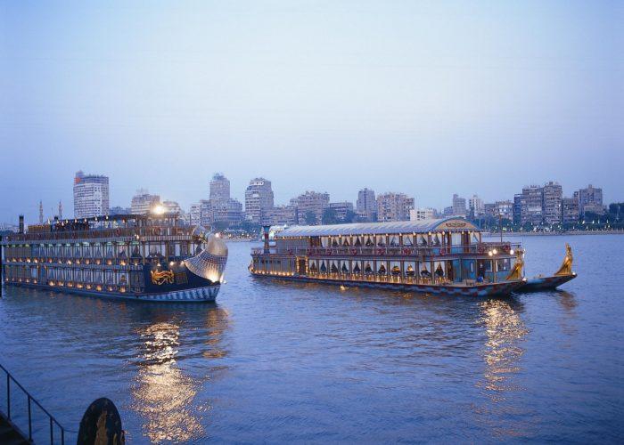 Cairo dinner nile cruise - Nile Pharoah