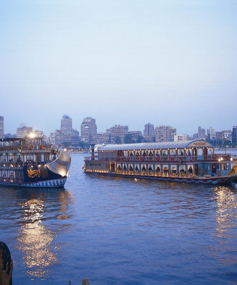 Cairo dinner nile cruise - Nile Pharoah