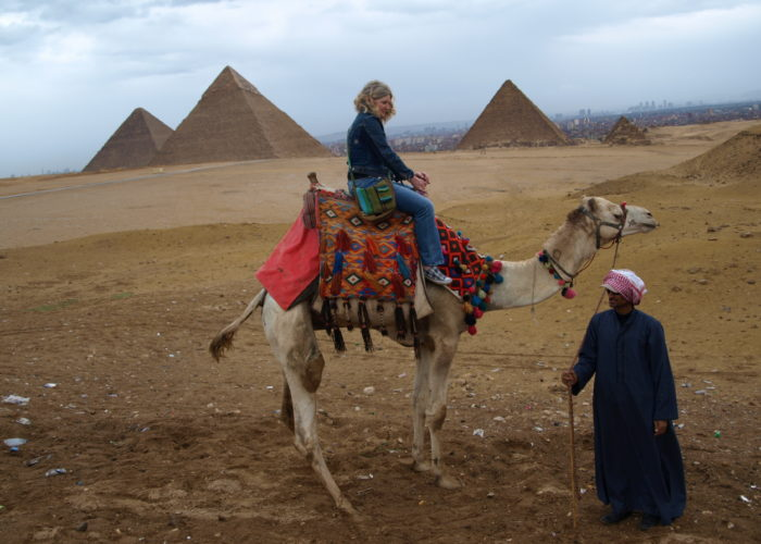Pyramids tour and camel ride, deluxe tours egypt