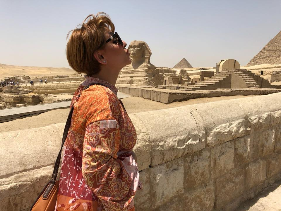 Pyramids of Giza Memphis and Sakkara tour, Deluxe Tours Egypt