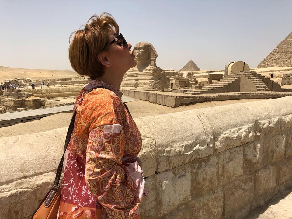 Pyramids of Giza Memphis and Sakkara tour, Deluxe Tours Egypt
