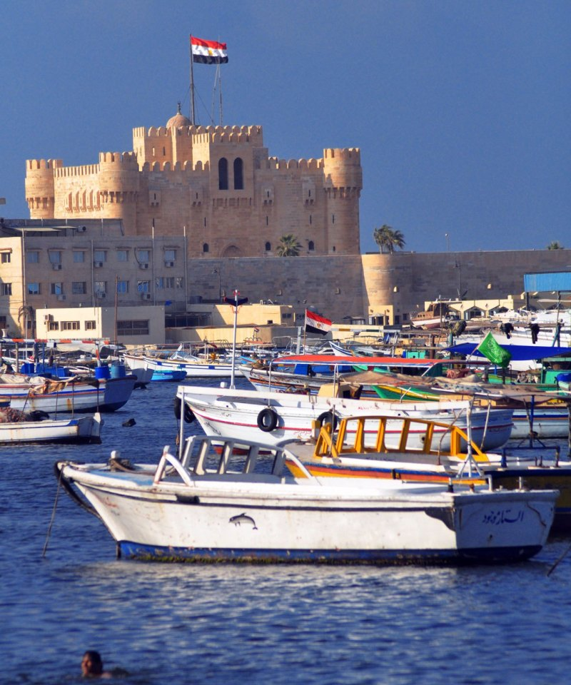 qauit bay citadel, quitbay citadel, castle. alexandira