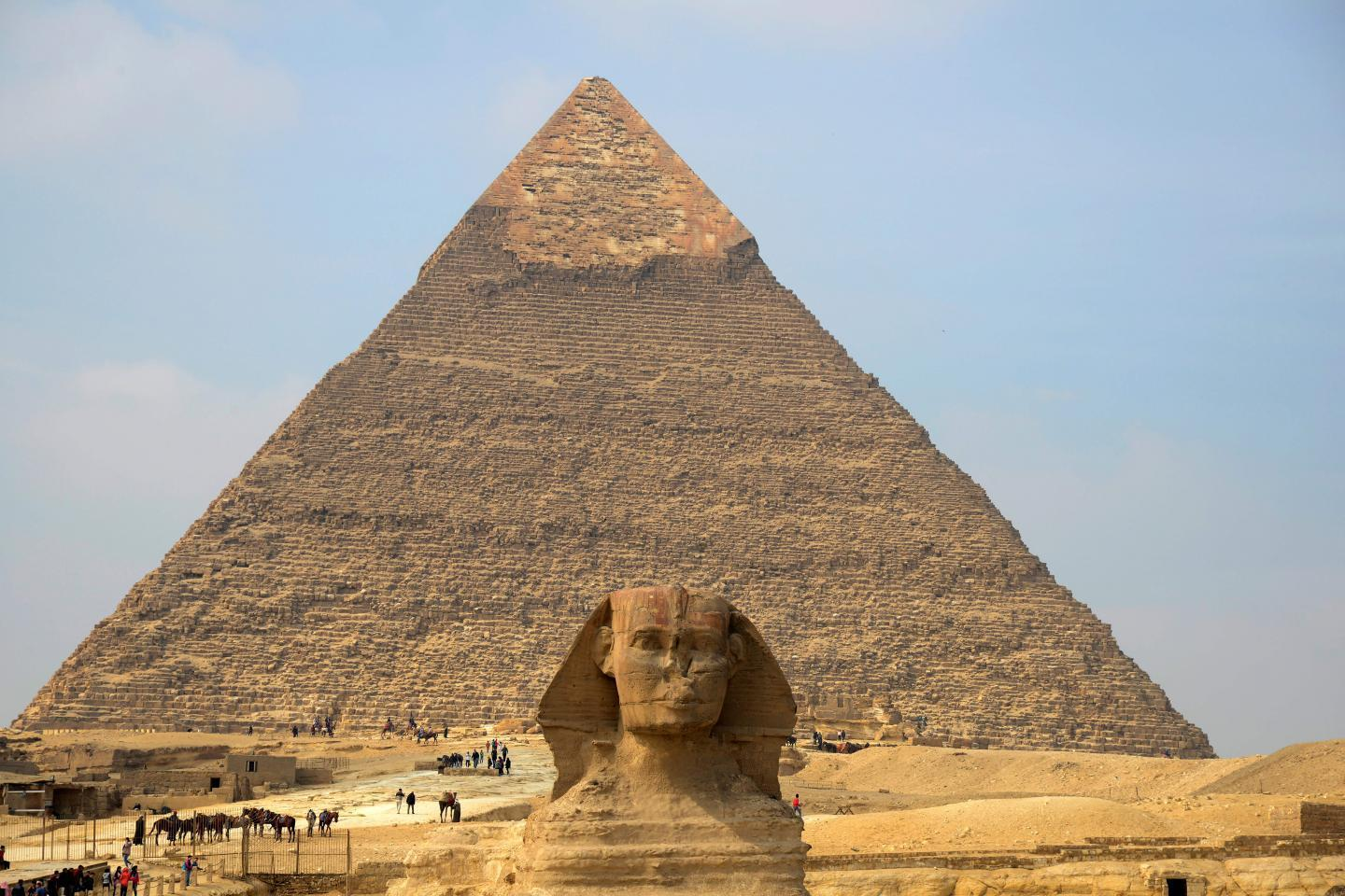 Cairo Pyramids and Sphinx, Cairo tours