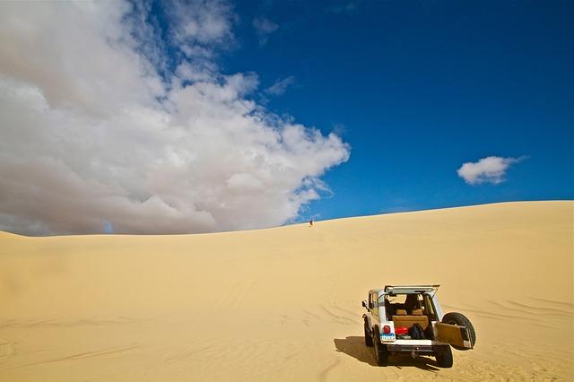 Deser Safari Egypt