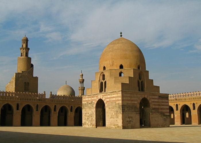 Islamic cairo tour Ibn Tulun mosque