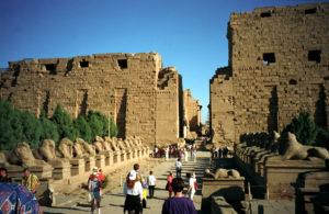 Karnka temple Luxor, Luxor East bank tour