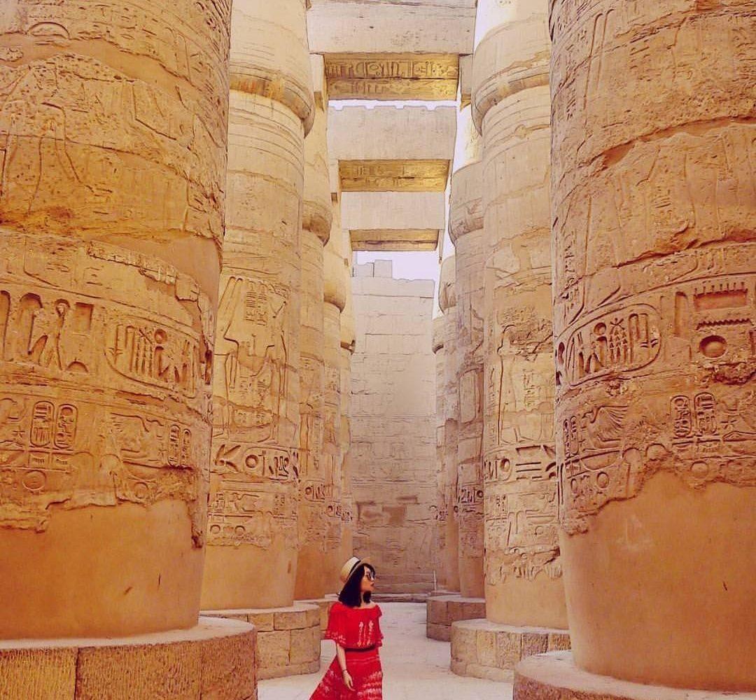 Karnak temple, Nile Cruise holidays, Deluxe tours egypt