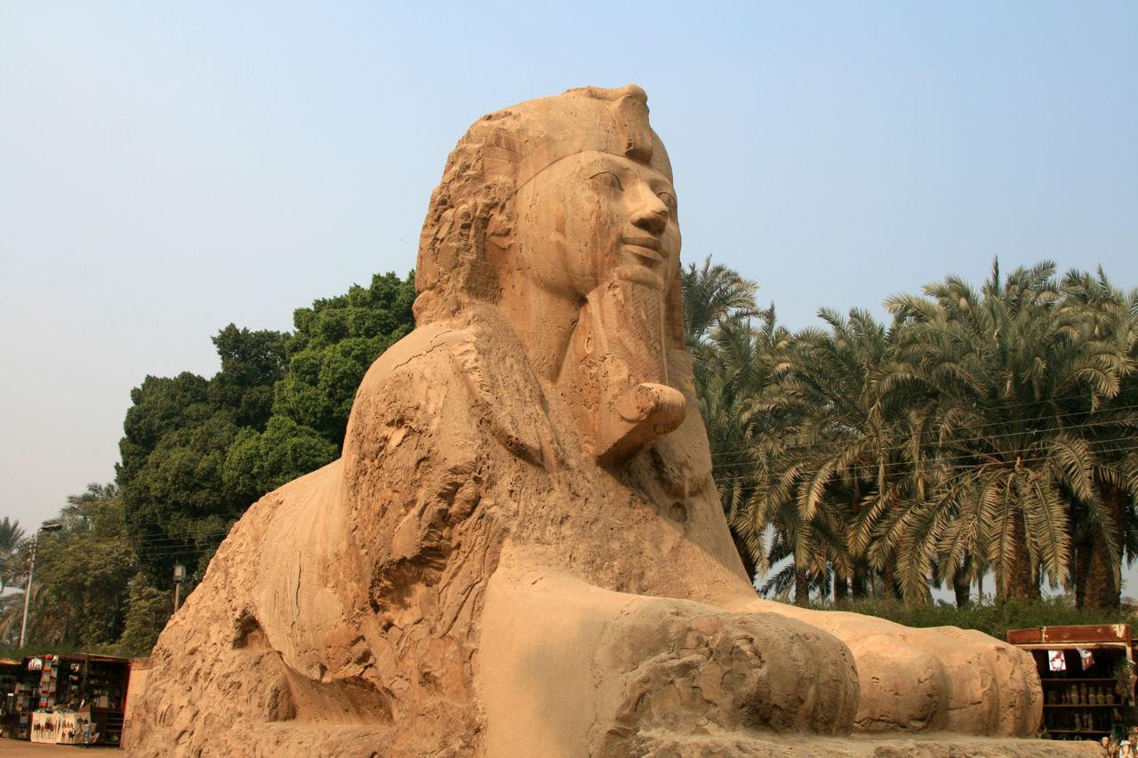 Memphis Egypt, Deluxe Tours Egypt