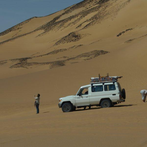 desert safari egypt
