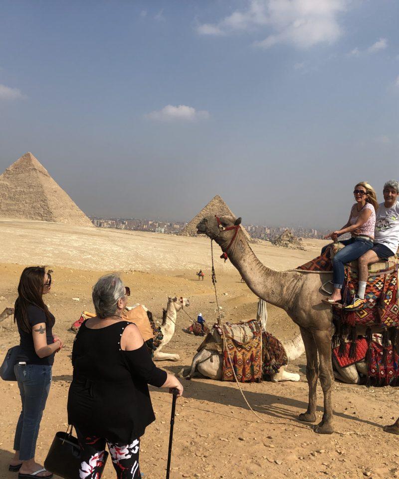 Cairo Pyramids tour with camel ride, Half day tour pyramids of Giza
