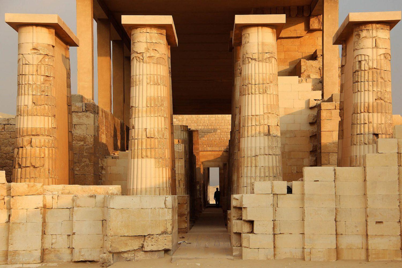 Sakkara Egypt, Deluxe Tours Egypt