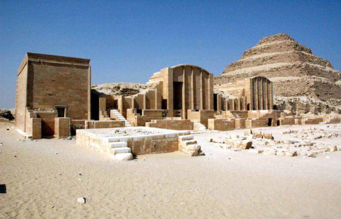 Cairo Tour Pyramids of Giza Memphis and Sakkara