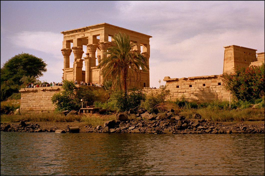 Philae temple, Nile Cruises