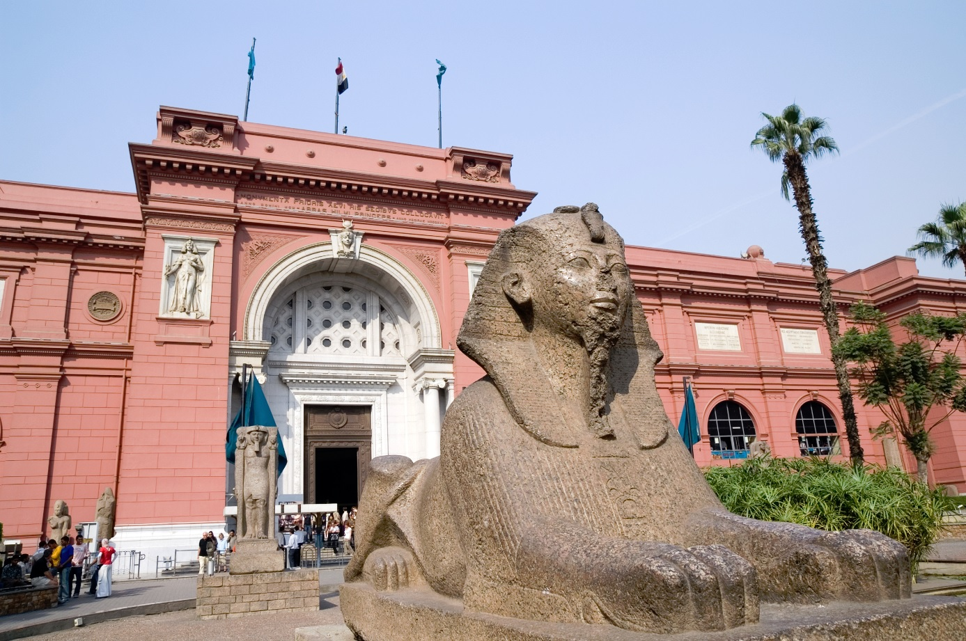 Cairo layover tour, Egyptian museum, Deluxe Tours Egypt