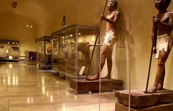 Egyptian museum private guided tour