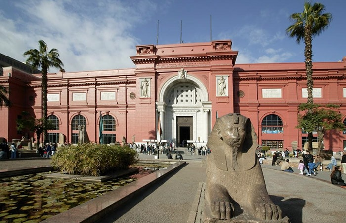 Cairo tour to Egyptian museum, Deluxe Tours Egypt