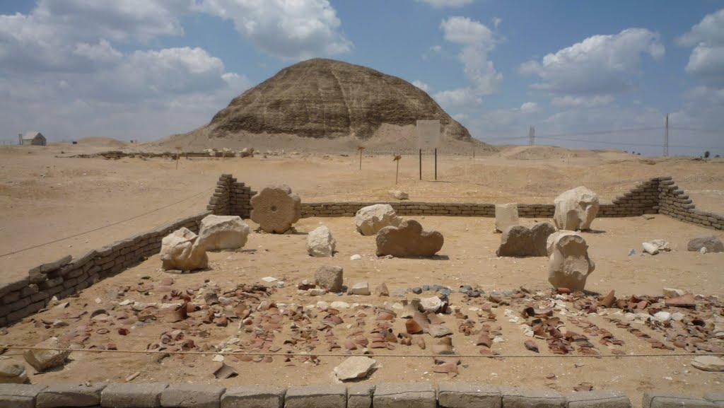 Day tour to Kom Oshim Hawara pyramid