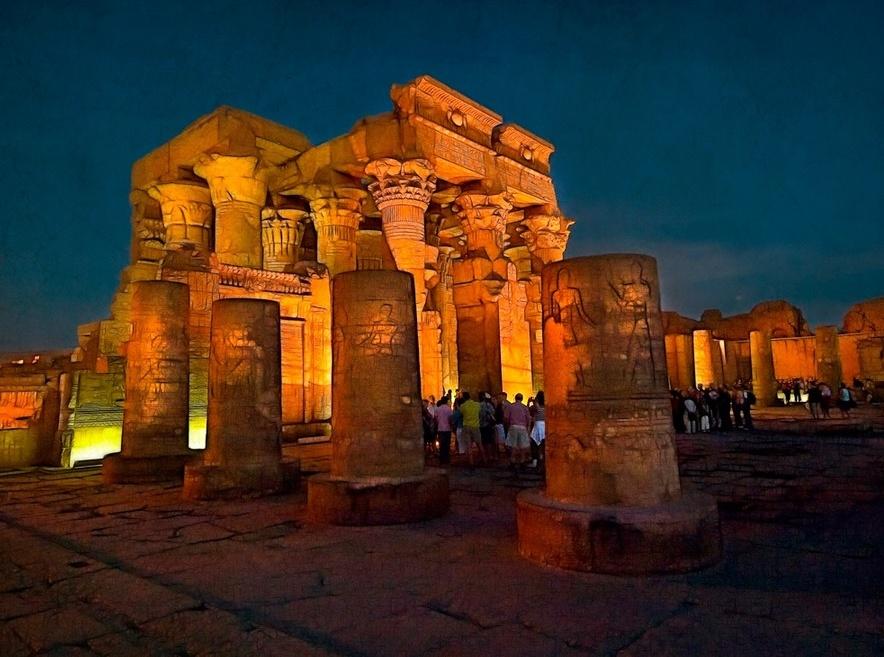 Kom ombo temple, Nile Cruise holidays