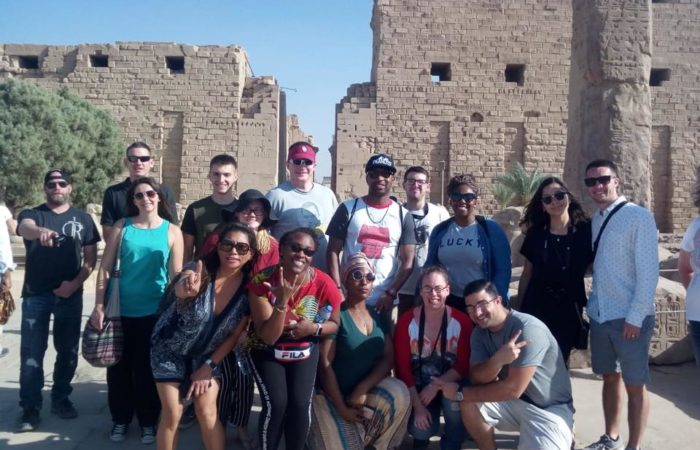 Luxor East Bank tour, Luxor temple