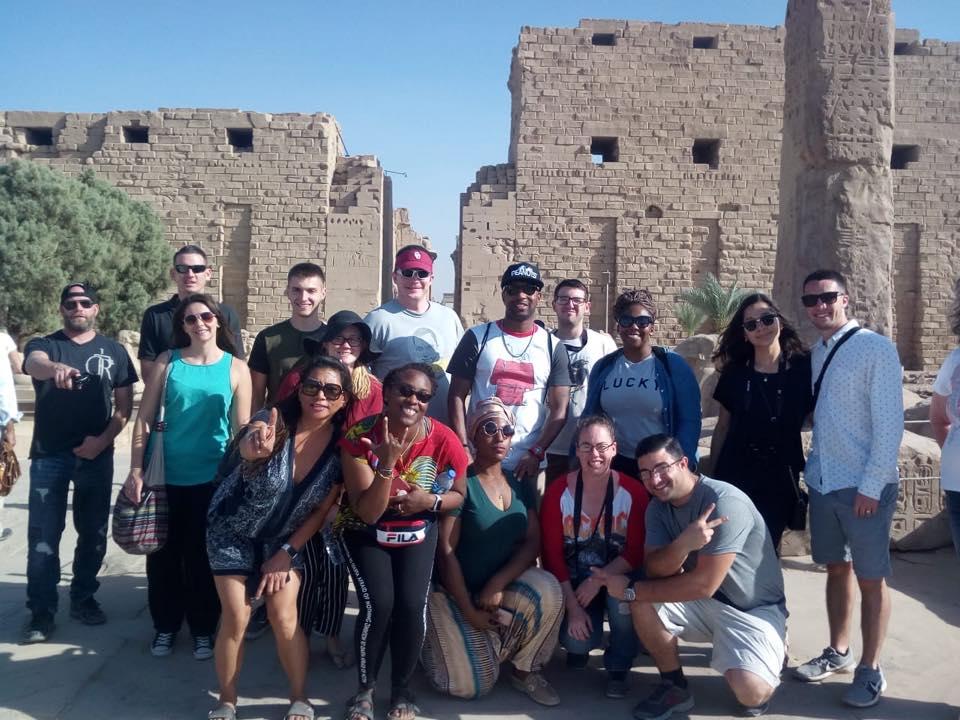 Luxor East Bank tour, Luxor temple