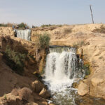 Fayoum Oasis, El Fayoum Oasis, Wadi Rayan, Wadi Rayan, Wadi Rayan water falls, Deluxe Tours Egypt, Deluxe Travel Egypt