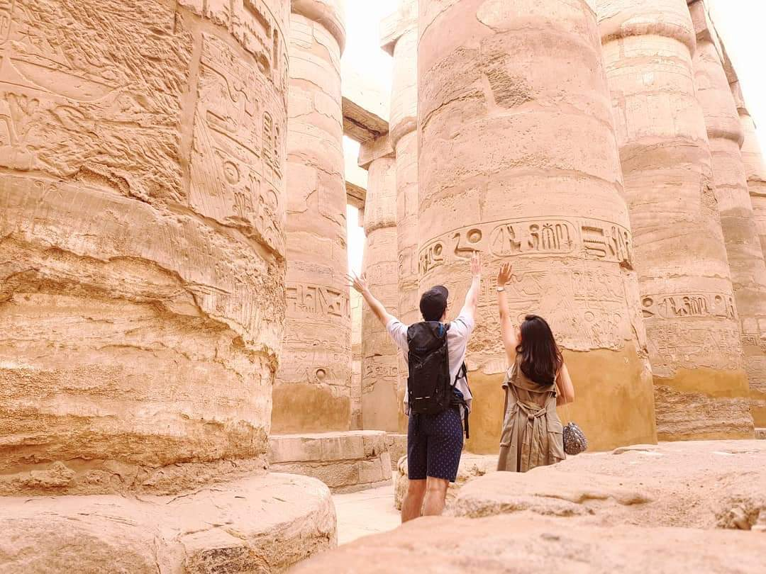 Luxor tour East and West bank tour