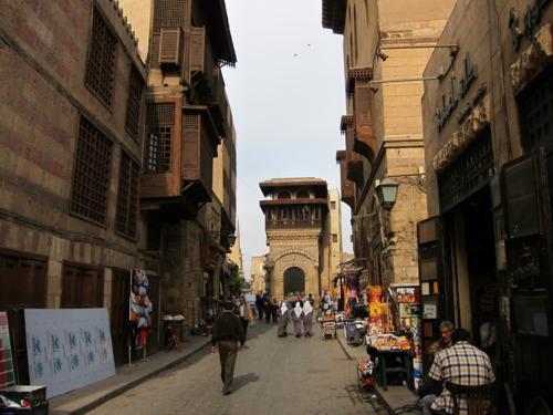 El Muizz street