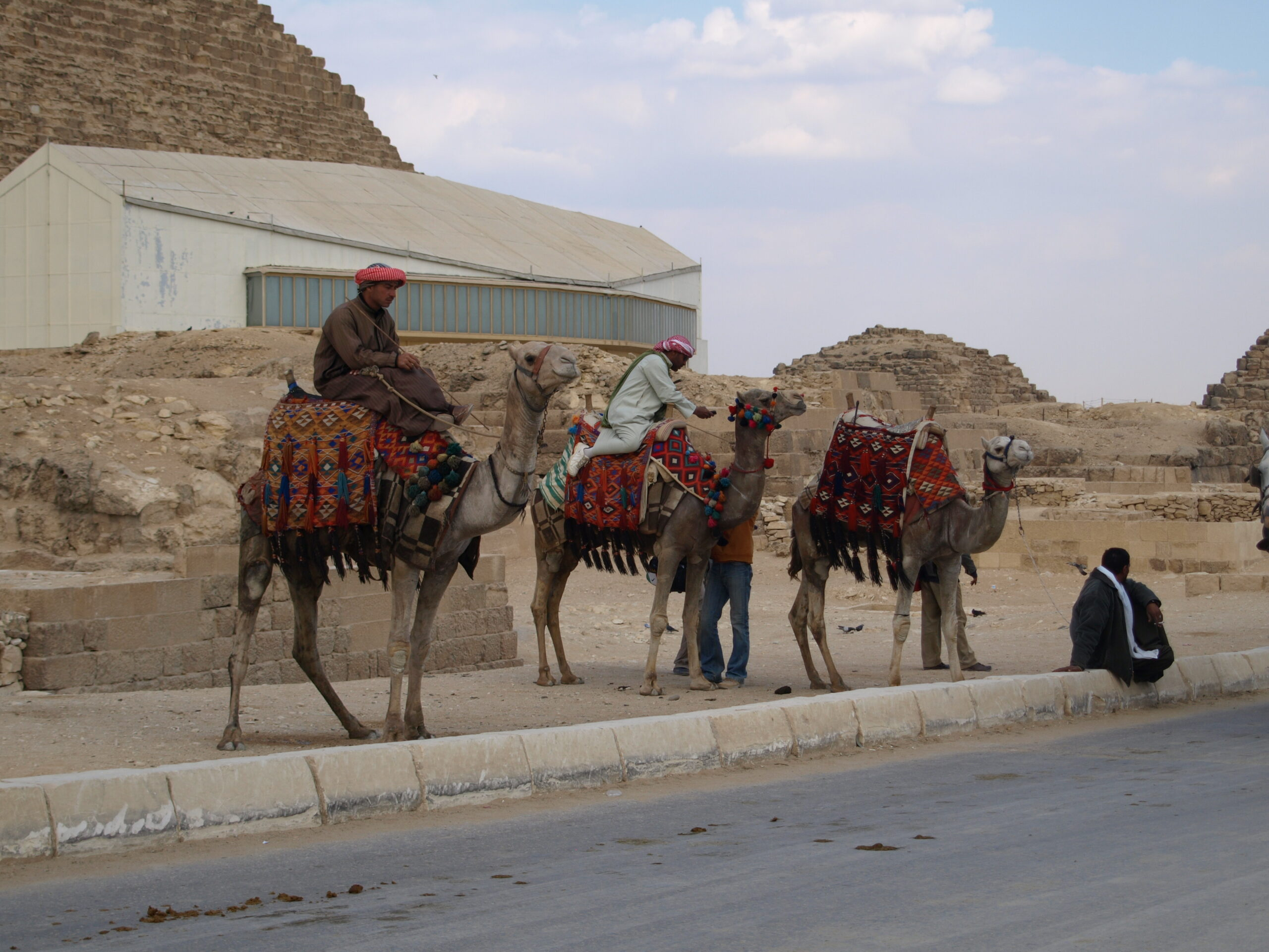 Cairo Egypt Vacation, Deluxe Tours Egypt