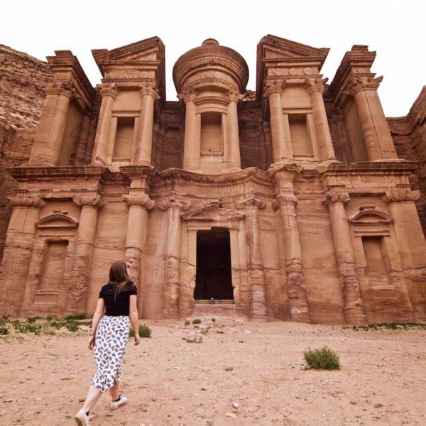 Egypt and Jordan tours Petra
