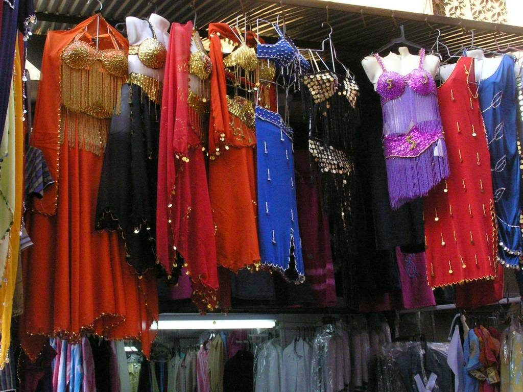 Shopping in Egypt, Galabiya