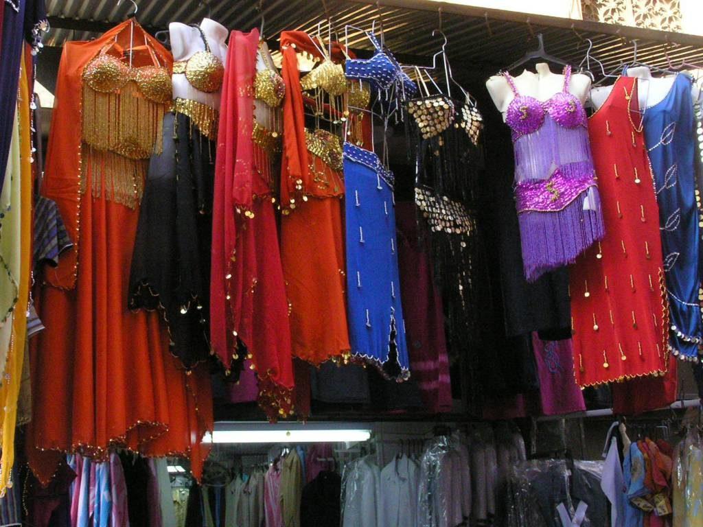 Shopping in Egypt, Galabiya