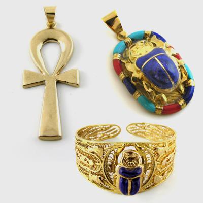jewelry, jewelry in Egypt