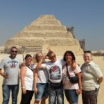 Private guided tour Pyramids of Giza Dahshur Memphis sakkara