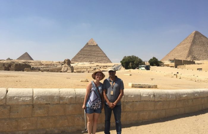 Private tour pyramids of Giza