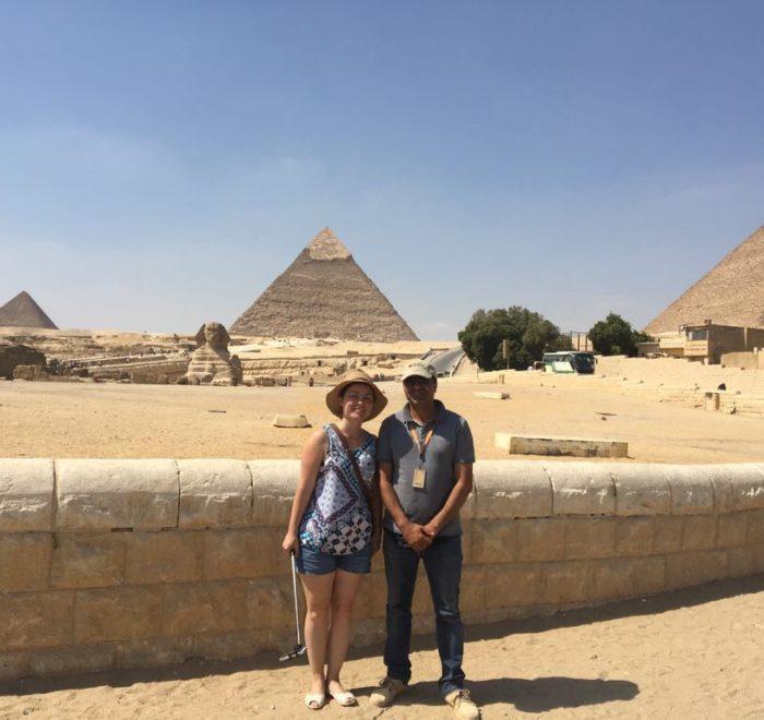 Private tour pyramids of Giza
