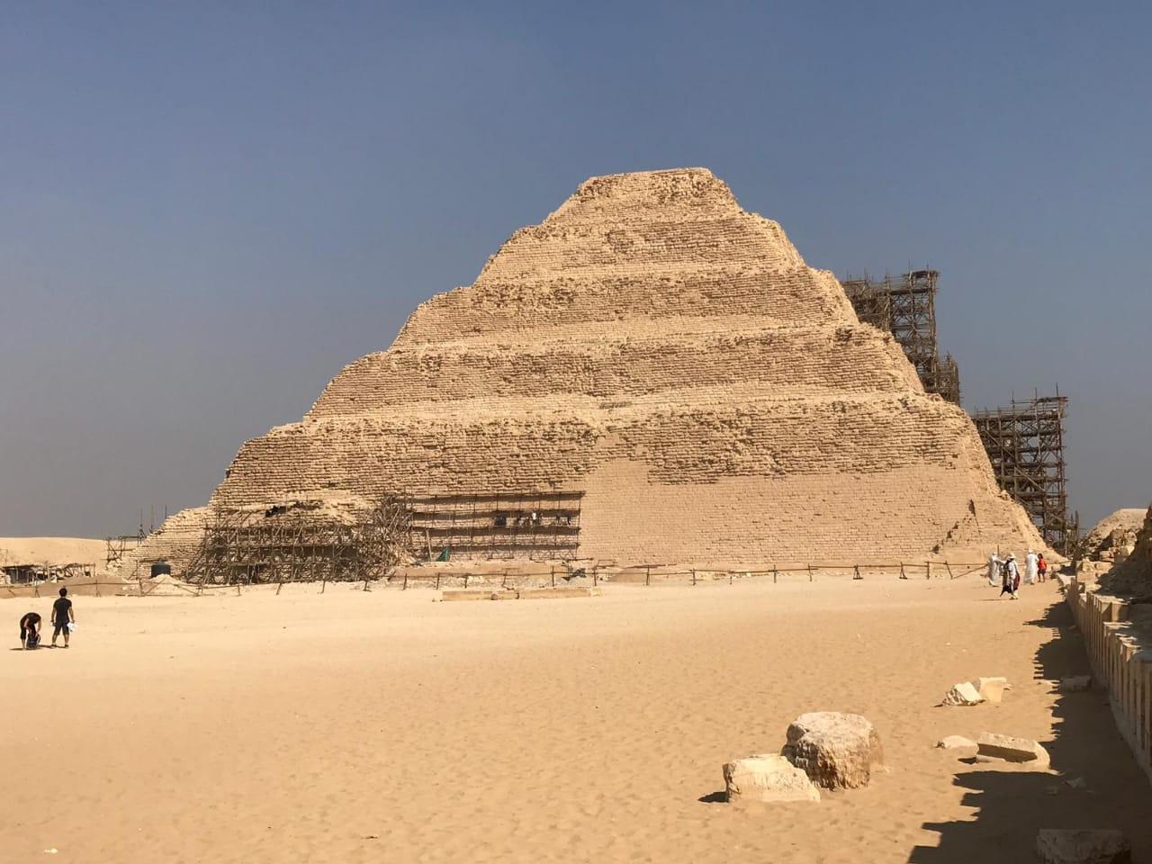 Pyramids of Sakkara, Deluxe Tours Egypt