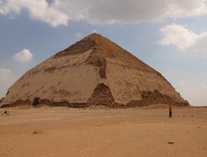 Bent Pyramids Dahshur