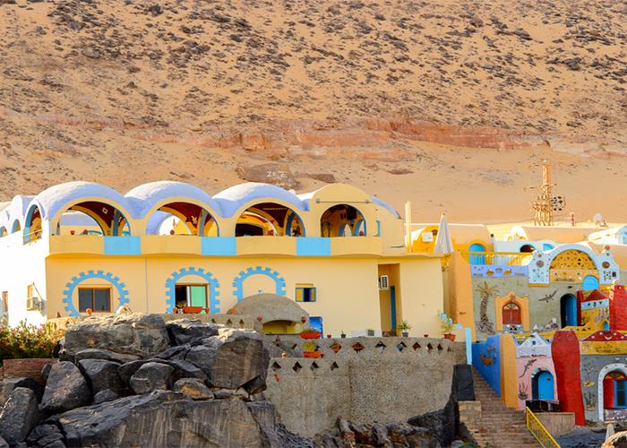 Nubian Village excursion , Deluxe Tours egypt